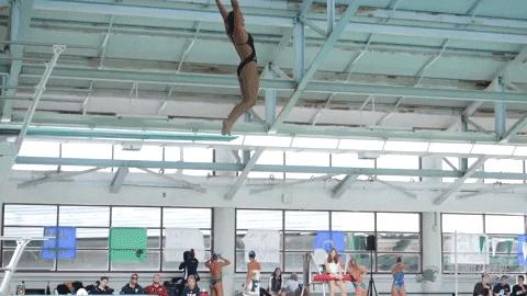水花消失术背后跳水运动员经历了无数次水面的重击